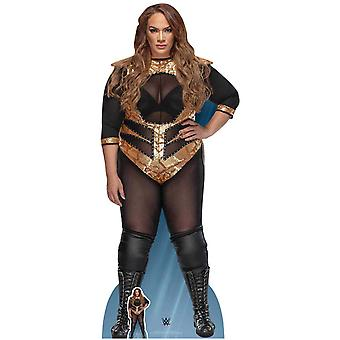 Nia Jax Official WWE Lifesize Cardboard Cutout / Standee / Standup