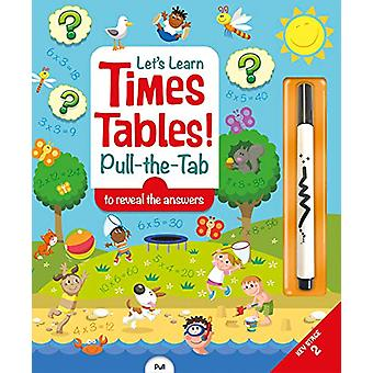 Times Tables by Nat Lambert - 9781789581515 Book