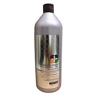 Pureology Hydrate Cleaning Conditioner Droge Kleur Behandeld Haar 33.8 OZ
