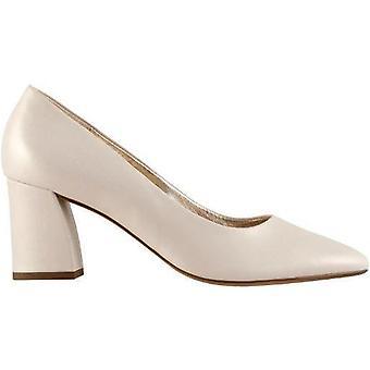 Hogl studio 50 beige high heels damen beige