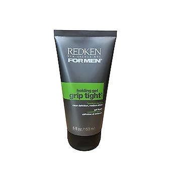 Redken for Men Grip Tight Holding Gel Medium Control 5 OZ