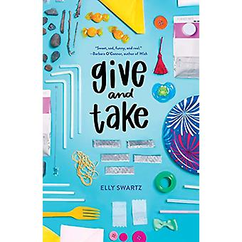 Give and Take par Elly Swartz - 9780374308216 Livre