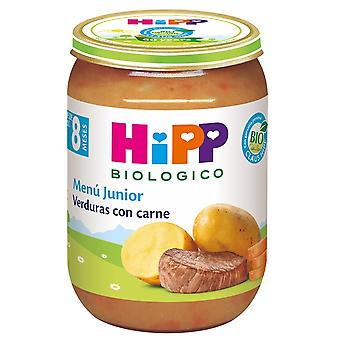 Hipp Potito Vegetable with Meat 190 gr