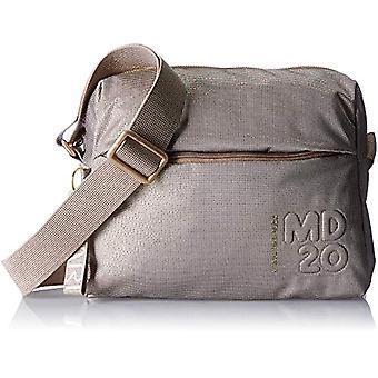 Mandarin Duck P10QNTV8 Grey Women's Shoulder Bag (Grey (ASTRO 23H)) 10x21x28.5 cm (B x H x T)