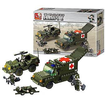 Sluban Army, Kit - Ambulance