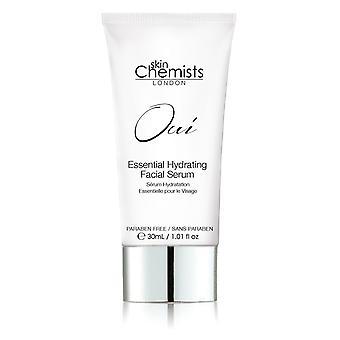 Oui essential hydrating facial serum