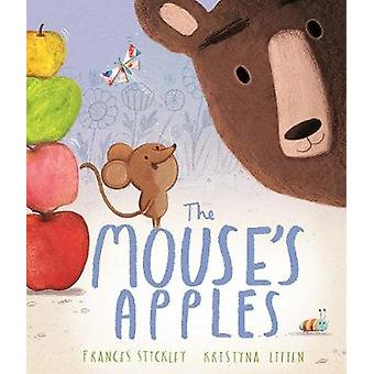 The Mouse's Apples by Kristyna Litten - 9781783448630 Book