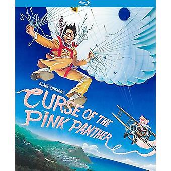 Maldición de la importación de los E.e.u.u. [Blu-ray] (1983) de la Pantera Rosa