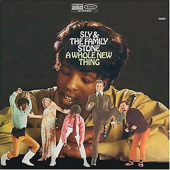 Sly & the Family Stone - Whole New Thing [Vinyl] USA import