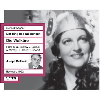 Josef Keilberth & Treptow - Richard Wagner: Die Walk Re [CD] USA import