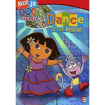Dora l'exploratrice - danse à la rescousse [DVD] USA import