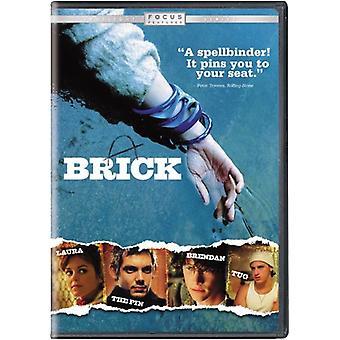 Brick [DVD] USA import