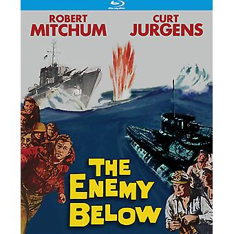 [ブルーレイ] 米国のインポート (1957 年) 下の敵