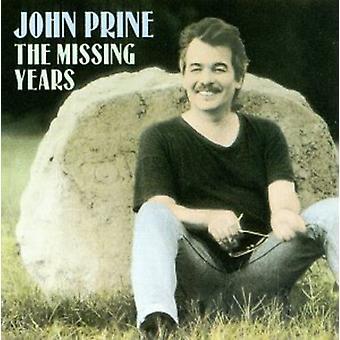 John Prine - Missing Years [CD] USA import