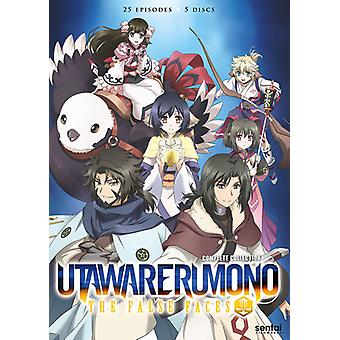 Utawarerumono: False Faces [DVD] USA import