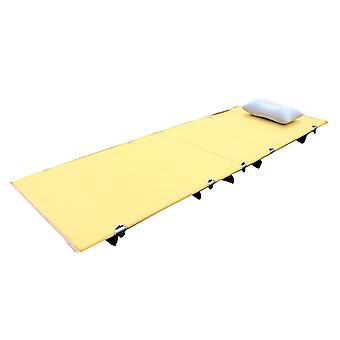 Portable Folding Camp Bed
