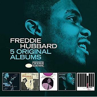 Freddie Hubbard - 5 Original Albums [CD] USA import