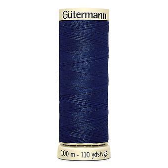 Gutermann Costura-tudo 100% Polyester Thread 100m Código de Cor da Mão e da Máquina - 13