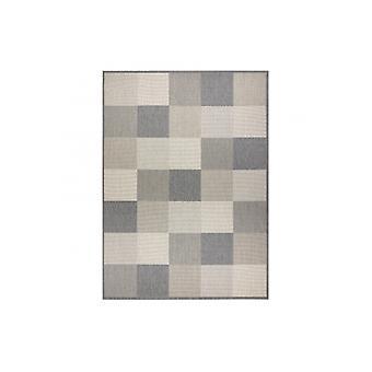 Teppe FLAT 2835037 Firkanter - grå krem