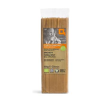Spaghetti - Spelled Triticum dicoccum 500 g