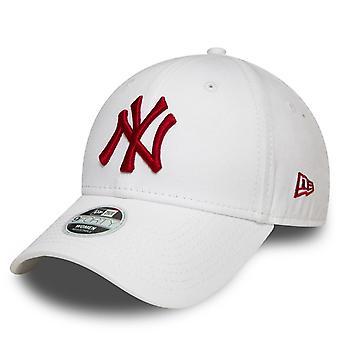 Νέα Εποχή 9Forty Καπέλο Γυναικών - Νέα Υόρκη Yankees Λευκό / Κόκκινο