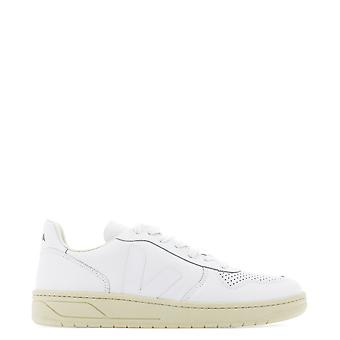 Veja Vx021270 Women's White Leather Sneakers