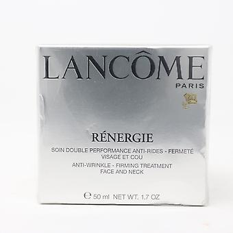 Lancome Renergie Anti-Wrinkle Anti-Wrinkle Face And Neck 1.7oz  New With Box
