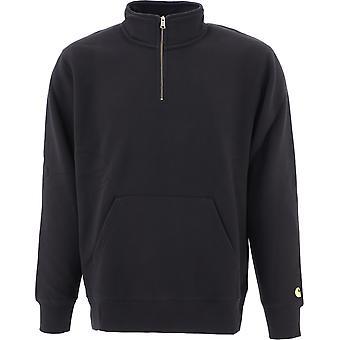 Carhartt I027038038990 Homme's Sweatshirt en coton noir