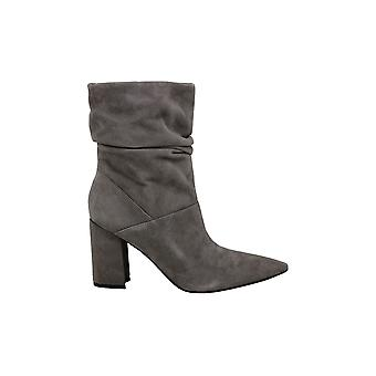 Nove West Women's Shoes Cames Leather Pointed Toe Mid-Calf Fashion Boots