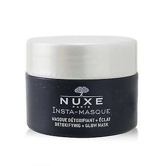Nuxe Insta-Masque Desintoxicante + Máscara de Resplandor EX03631 50ml/1.7oz