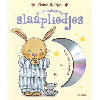 liedjesboek Kleine Huppel met CD 19 cm