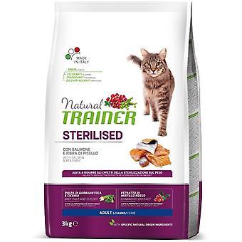 Kouluttaja luonnollinen aikuinen steriloitu lohi (kissat, katti elintarvikkeet, kuivata elintarvikkeet)