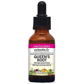 Eclectic Institute Inc Queen-apos;s Root, 2 Oz avec alcool