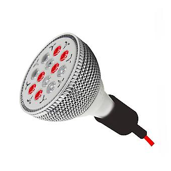 24w Red Led Therapy Light- E27 Led Red Lamp Pain Relief For Skin Rejuvenation