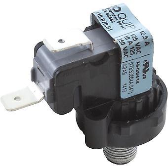 """Hydro-Quip 34-0069C 0.12"""" MPT 1 ampère vacuostat"""