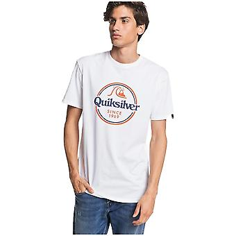 Quiksilver Words Remain T-Shirt - White
