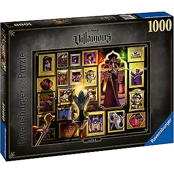 Ravensburger Villainous Jafar 1000 Piece  Jigsaw Puzzle