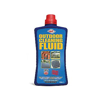 Doff Outdoor Cleaning Fluid Concentrate 1L F-NE-A00-DOF