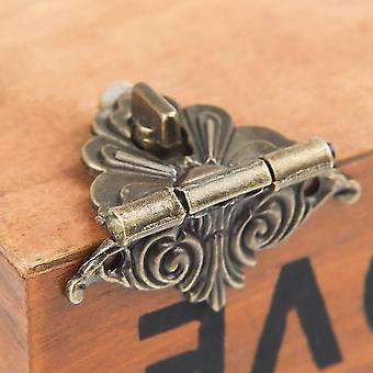 高品質ボックスバックルアンティーク合金 - 木製ワイン - ロッククラフト家具
