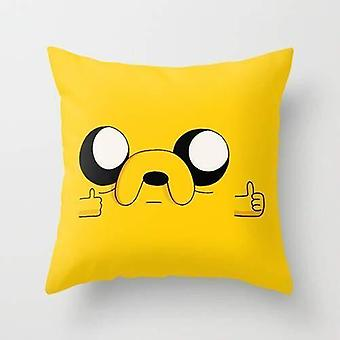 Cool Man Double Sides Printed Pillow