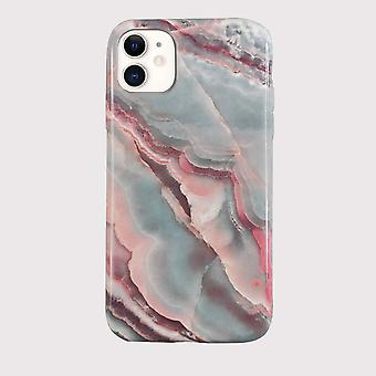 Eco Friendly iPhone 11 Case - Pink Marble