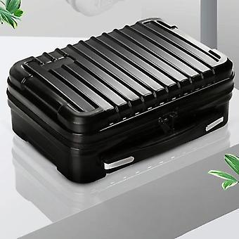 لDJI Mavic الهواء 2 شوكة المحمولة حقيبة تخزين حقيبة صندوق واقية (أسود)