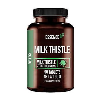 Milk thistle 90 tablets of 500mg