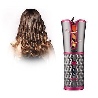 Lady's automatische Haar Curler Eisen drahtlose Curling Eisen