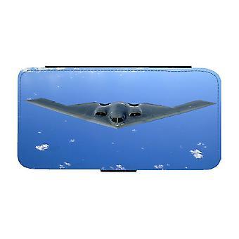B-2 Spirit Smygande Bombplan iPhone 12 / iPhone 12 Pro Plånboksfodral