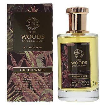 The Woods Collection Green Walk Eau de Parfum 100ml Spray