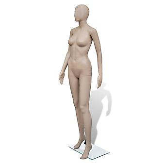 Mannequin Woman Round Head