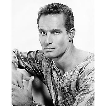 Ben-Hur Charlton Heston 1959 Photo Print