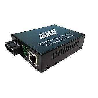 Alloy Single Mode Fibre Converter