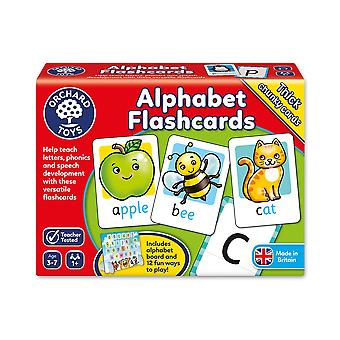 Orchard speelgoed alfabet flashcards